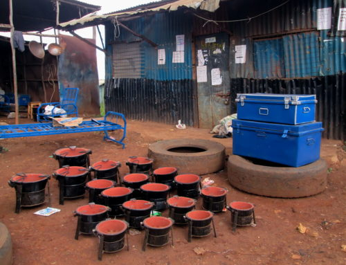 Building a Sustainable Cookstove Distribution Sector