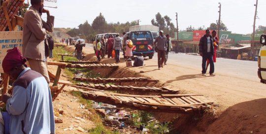 Kenya solar irrigation