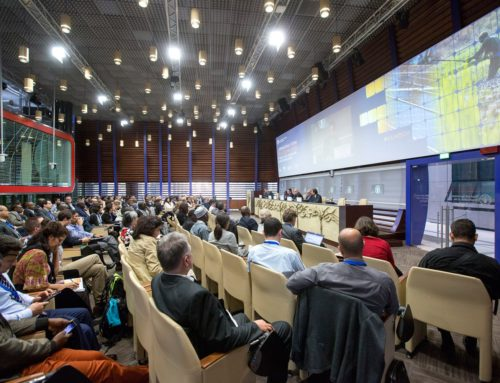 Aktivera Presenting at the International Forum on Solar Technologies –  FAO Headquarters, Rome.