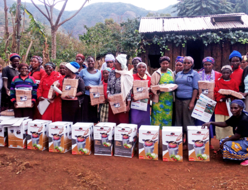 Clean Cookstoves: Providing Low Income Customers with Life Improving Products