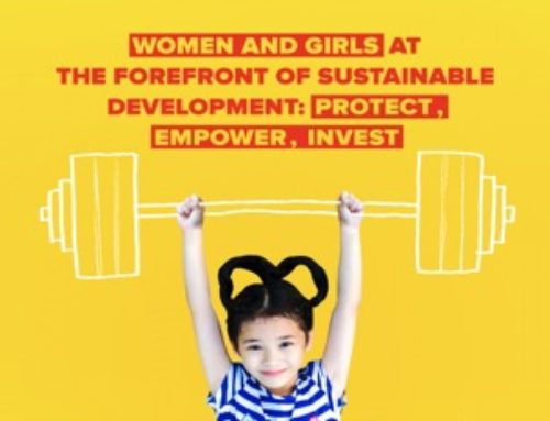 European Development Days 2018: Women Empowerment and Sustainable Development