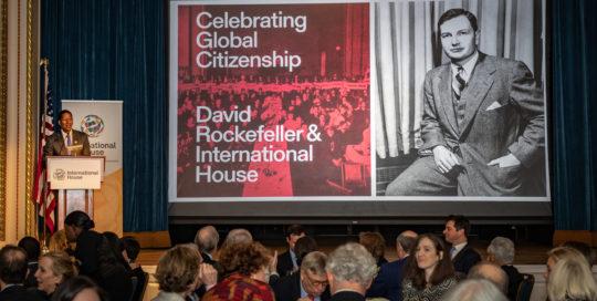 Global Citizenship Award 2019
